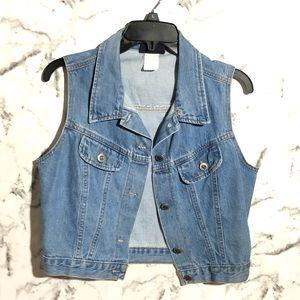 Vintage Fades Glory Vest size S